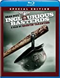 Inglourious Basterds [Blu-ray] by Universal Studios by Quentin Tarantino