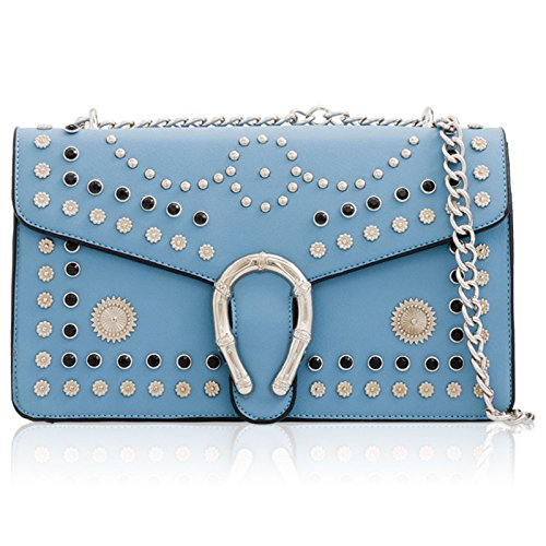 Xardi London, Borsa a secchiello donna Blue