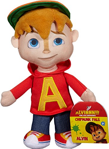 Fisher-Price Alvin & the Chipmunks, Alvin Plush Doll