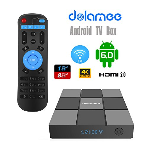 Newest Android DOLAMEE Display Amlogic product image