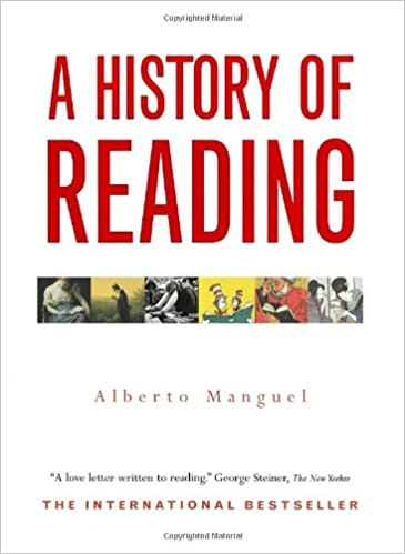 Image result for a history of reading