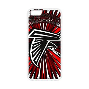 Atlanta Falcons iPhone 6 4.7 Inch Cell Phone Case White 218y3-145068