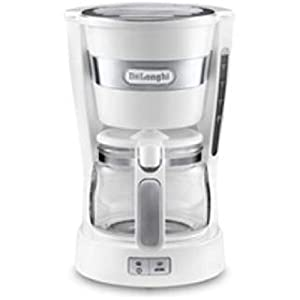 DeLonghi drip coffee maker ICM14011J (White)