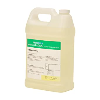 Master STAGES CLEANIP2019S/1 IP 2019s Cleaner, Light Yellow, 1 gal Jug