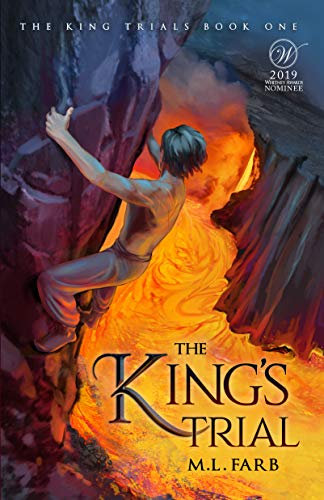 The King's Trial (The King Trials Book 1) by [Farb, M. L.]