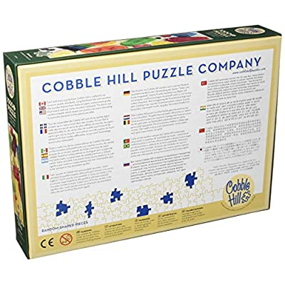 Cobblehill 80166 1000 Pc Popsicles Puzzle Vari
