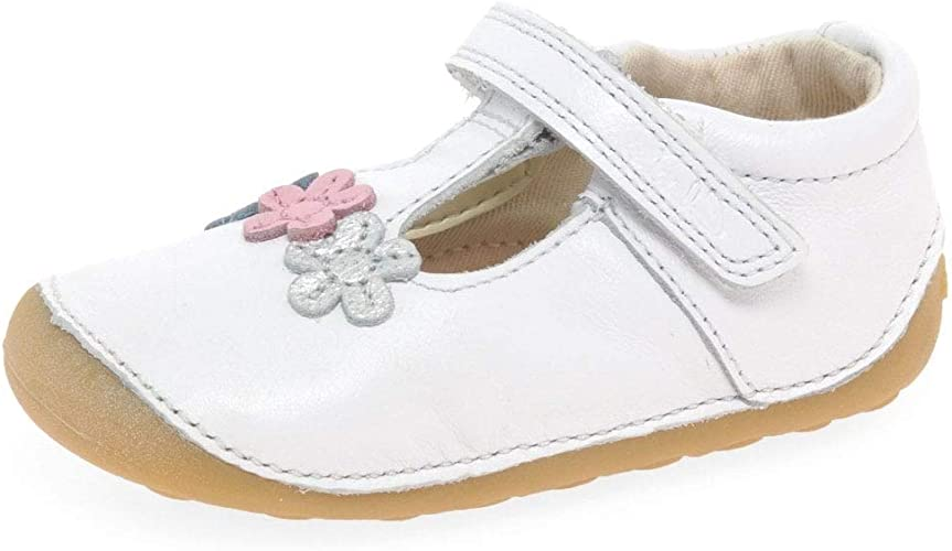 Clarks Tiny Sun Toddler Leather Shoes