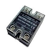 Hoymk Ssr-40va-h 40a Resistance Regulator Single Phase Solid State Relay Temperature Control SSR 40va