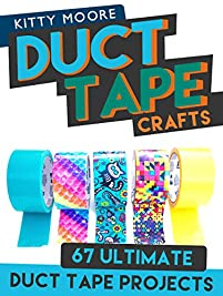 Duct Tape Crafts by Kitty Moore ebook deal