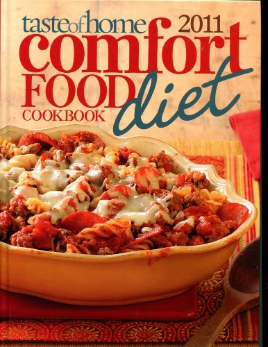 taste of home comfort food diet cookbook 2011