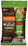 Instinct Freeze Dried Raw Boost Mixers Blends Grain Free Real Beef Recipe All Natural Dog Food Topper By Nature'S Variety, 0.75 Oz. Trial Size Bag (Case Of 32) Review