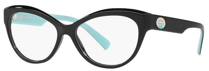 426b6535e2 Amazon.com  Tiffany   Co. TF 2176 Eyeglasses for Women Prescription ...