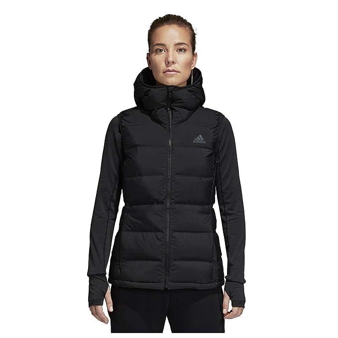 official photos 454d0 521e5 adidas Outdoor Women s Helionic Vest Black Small
