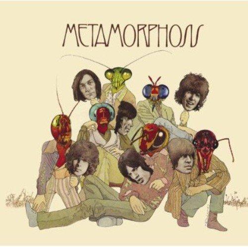 CD : The Rolling Stones - Metamorphosis (UK Version) (CD)