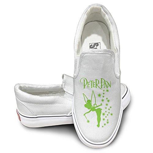 Doc Mcstuffins Costumes Family (Amone Peter Pa Canvas Unisex Flat Canvas Shoes Sneaker White)