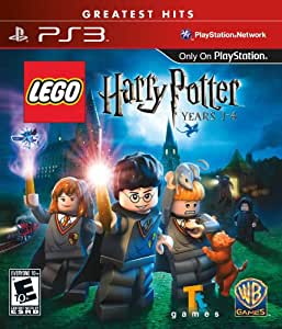 LEGO Harry Potter: Years 1-4  - PlayStation 3 Standard Edition