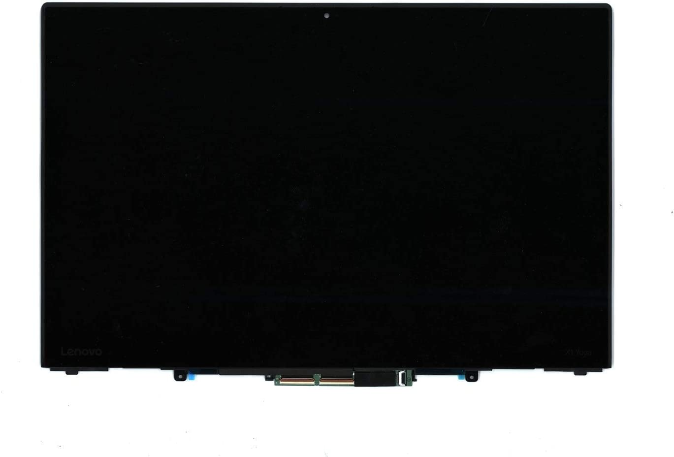 """For Lenovo 14.0"""" WQHD 2560x1440 LCD Panel LED Touch Screen Display with Bezel Frame and Touch Control Board Assembly Thinkpad X1 Yoga 2nd Generation FRU: 01LV978"""