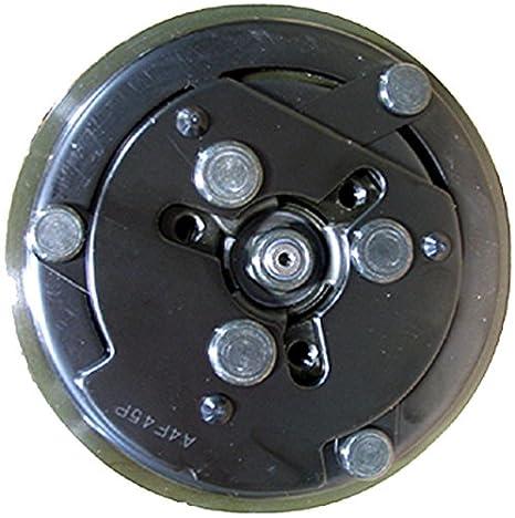 BEHR HELLA SERVICE 8FK 351 134-871 Compresor, aire acondicionado: Amazon.es: Coche y moto