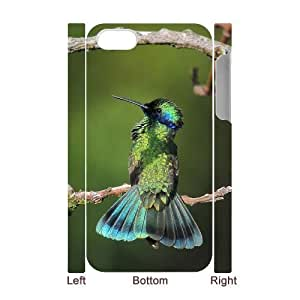 MMZ DIY PHONE CASEVNCASE Hummingbird Phone Case For iphone 6 plus 5.5 inch [Pattern-5]