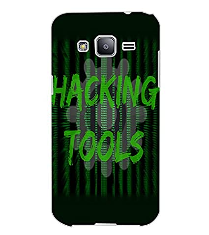SAMSUNG GALAXY J2 HACKING TOOLS Back Cover by PRINTSWAG