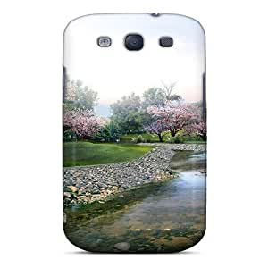 Hot RJH7970bCht 3d Beautiful Nature Tpu Cases Covers Compatible With Galaxy S3