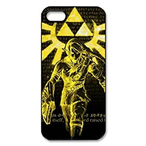 Customize The Legend of Zelda Iphone 5 5S Cover Case Gift Idea