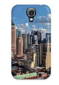 NskEtmb2335nMWnD AndrewTeresaCorbitt City Feeling Galaxy S4 On Your Style Birthday Gift Cover Case