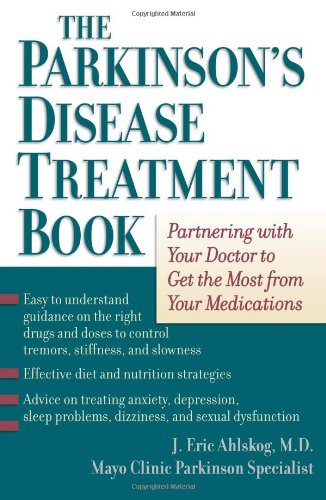 the-parkinsons-disease-treatment-book-partnering-with-your-doctor-to-get-the-most-from-your-medicati