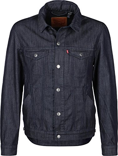Indigo Trucker Jacket Blue Commuter Levis qtYwAA