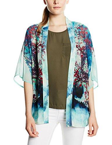 Lavand, KIMONO - Kimono para mujer Multicolor
