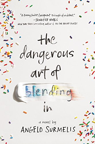 The Dangerous Art of Blending In cover