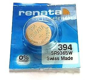 AboutBatteries 367357 Oxyride 1.6V batería no-recargable - Pilas (Oxyride, Botón/moneda, 1,6 V, 60 mAh, Plata, Ampolla)