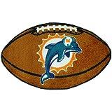 Fanmats Miami Dolphins Team Football Mat