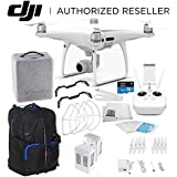 DJI Phantom 4 PRO Quadcopter Essentials Backpack Bundle