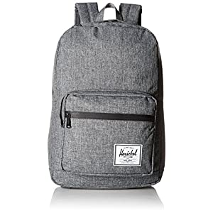 Herschel Supply Co. Pop Quiz Backpack 1-Piece, Raven Crosshatch, One Size