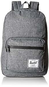 Herschel Supply Co. Pop Quiz Backpack 1-Piece, Raven Crosshatch, One Size