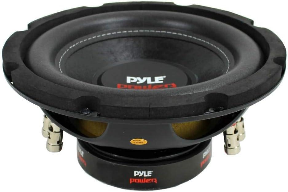 Pyle PLPW8D 8-Inch 1600 Watt Car Audio Subwoofers Pair