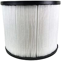 Air Purifier Filter Fits Honeywell 13350, 13500, 13501, 13502, 13503, 13520, 13523, 13525, 13526, 13528, 50251, 52500, 63500, 83162, 83259, 83287, Compare to Part # 13350, by Think Crucial