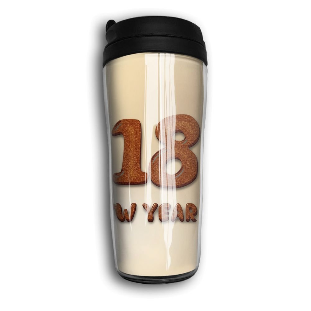 2018 Picture Travel Mug Coffee Thermos Stainless Steel Flask Water Bottle Sam-Uncle