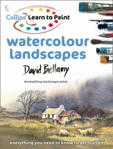 Watercolour Landscapes (Collins Learn to Paint) by David Bellamy (2008-08-01) por David Bellamy