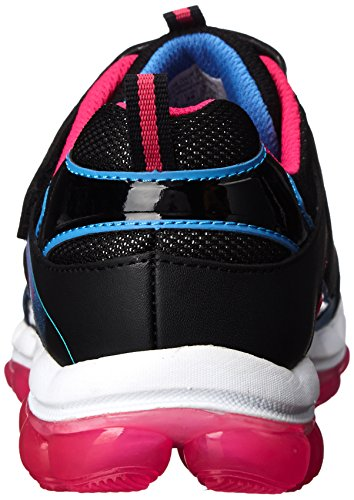 Skechers Skech Air Mädchen Sneakers Nero / Blu / Rosa Chiaro