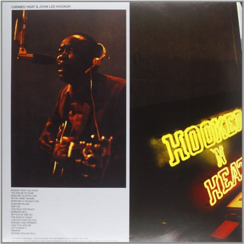 John Lee Hooker - Hooker N Heat (180 Gram Vinyl)