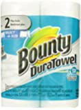 Bounty Select-a-Size White Paper Towels, DuraTowel, 67 sheets, 2 Rolls