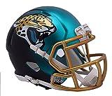 NFL Jacksonville Jaguars Riddell Alternate Blaze Speed Full Size Replica Helmet