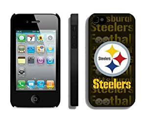 NFL Pittsburgh STEELERS iPhone 4 4S Case 026 NFL Case iPhone 4