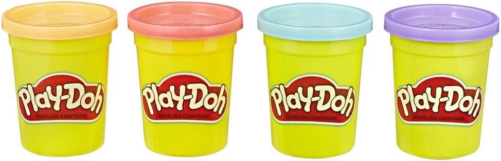 PlayDoh E4869ES0 4erPack Knete
