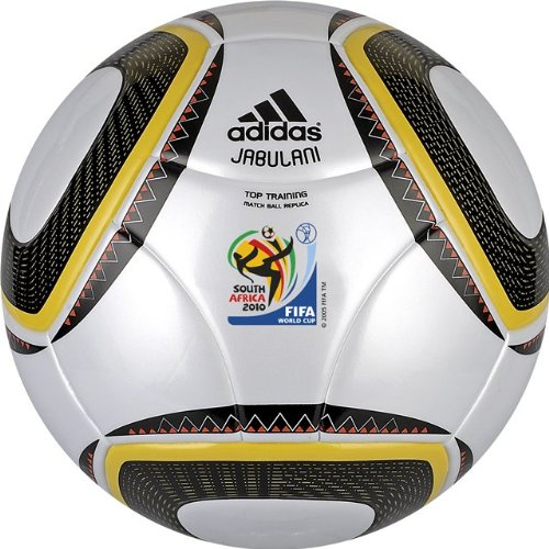 UPC 884893929675, adidas WC10 NFHS Top Training Soccer Ball, White/Black/Pure Yellow, 5