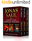 The Jonas Saul Thriller Trilogy