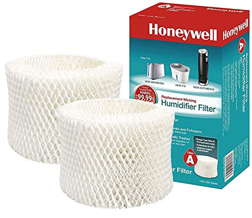 Honeywell HAC-504 Series Humidifier Replacement, Filter A - 2 Filters - Honeywell Natural