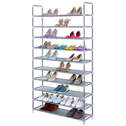 Superieur Songmics 10 Tiers Shoe ...
